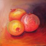 3 Pommes 60x60