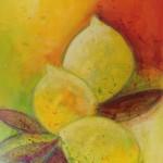 Citrons 40x60
